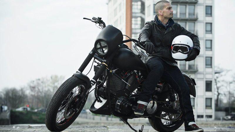 Avoir du style à moto tout un art!